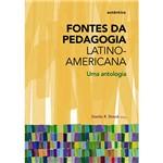Livro - Fontes da Pedagogia Latino-Americana