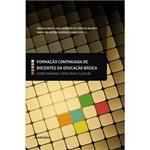 Livro - Formação Continuada de Docentes da Educação Básica - Construindo Parcerias (Laseb)