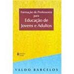 Livro - Formação de Professores para Educação de Jovens e Adultos
