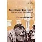Livro - Formacão de Professores: Pesquisas Representacões e Poder