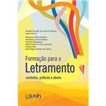 Livro - Formação para o Letramento: Contextos, Práticas e Atores