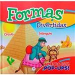 Livro - Formas Divertidas - Aprenda com Pop-Ups!