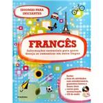 Livro - Francês - Coleção Idiomas para Iniciantes