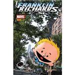 Livro - Franklin Richards - Filho de um Gênio