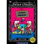 Livro - Freak Street - a Família Humanson