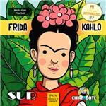 Livro - Frida Kahlo para Meninas e Meninos (antiprincesas)