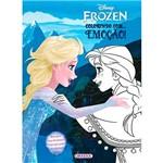 Livro - Frozen Colorindo com Emoção!