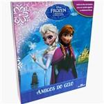Livro - Frozen, uma Aventura Congelante: Amigos do Gelo