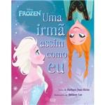 Livro - Frozen: uma Irmã Assim Como eu