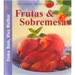Livro - Frutas & Sobremesas