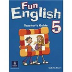 Livro - Fun English 5 - Teacher´s Guide