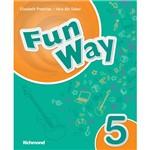 Livro - Fun Way 5 (5ª Edição Livro do Aluno + Multirom + Almanac Fun Way)