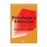 Livro - Fundamentos da Educação - Psicologia e Educação