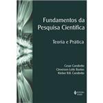 Livro - Fundamentos da Pesquisa Científica - Teoria e Prática