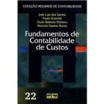 Livro - Fundamentos de Contabilidade de Custos