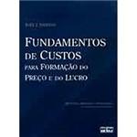 Livro - Fundamentos de Custos para Formação do Preço e do Lucro