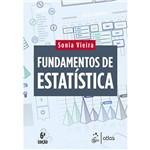 Livro - Fundamentos de Estatística