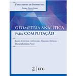 Livro - Fundamentos de Informática - Geometria Analítica para Computação