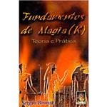 Livro - Fundamentos de Magia (K)