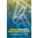 Livro - Fundamentos de Matemática para Engenharias e Tecnologias