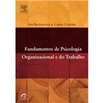 Livro - Fundamentos de Psicologia Organizacional e do Trabalho