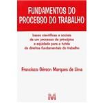 Livro - Fundamentos do Processo do Trabalho