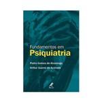 Livro - Fundamentos em Psiquiatria