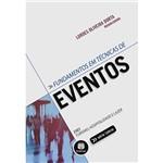 Livro - Fundamentos em Técnicas de Eventos - Série Tekne