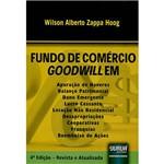 Livro - Fundo de Comércio Goodwill