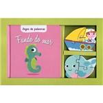 Livro - Fundo do Mar: Jogos de Palavras