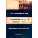 Livro - Fundo Garantidor de Créditos FGC