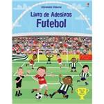 Livro - Futebol - Livro de Adesivos