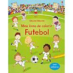 Livro - Futebol: Meu Livro de Colorir