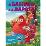 Livro - Galinha e a Raposa, a - Coleção Leia, Cole e Brinque
