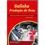 Livro Galinha - Produção de Ovos