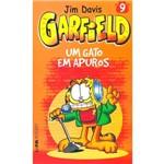 Livro - Garfield - um Gato em Apuros - Vol. 9