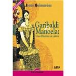 Livro - Garibaldi e Manoela - uma História de Amor