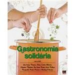Livro - Gastronomia Solidária