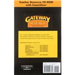 Livro - Gateway To Science - Vocabulary And Concept - Teacher Resource CD-ROM With ExamView