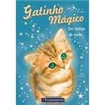 Livro - Gatinho Mágico - um Feitiço de Verão Vol. 1