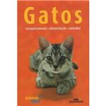 Livro - Gatos: Comportamento, Alimentação, Cuidados