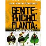 Livro - Gente, Bicho, Planta - o Mundo me Encanta