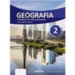 Livro - Geografia: a Dinâmica do Espaço Geográfico - 2ª Série - Coleção Positivo