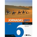 Livro - Geografia: Coleção Jornadas.geo - 6º Ano/5ª Série
