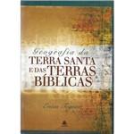 Livro - Geografia da Terra Santa e das Terras Bíblicas