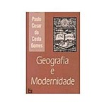 Livro - Geografia e Modernidade