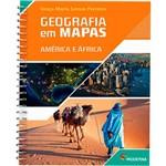 Livro - Geografia em Mapas: América e África