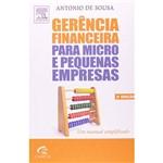 Livro - Gerência Financeira para Micro e Pequenas Empresas
