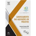 Livro - Gerenciamento das Aquisições em Projetos