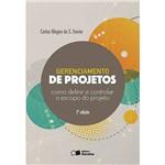 Livro - Gerenciamento de Projetos: Como Definir e Controlar o Escopo do Projeto
